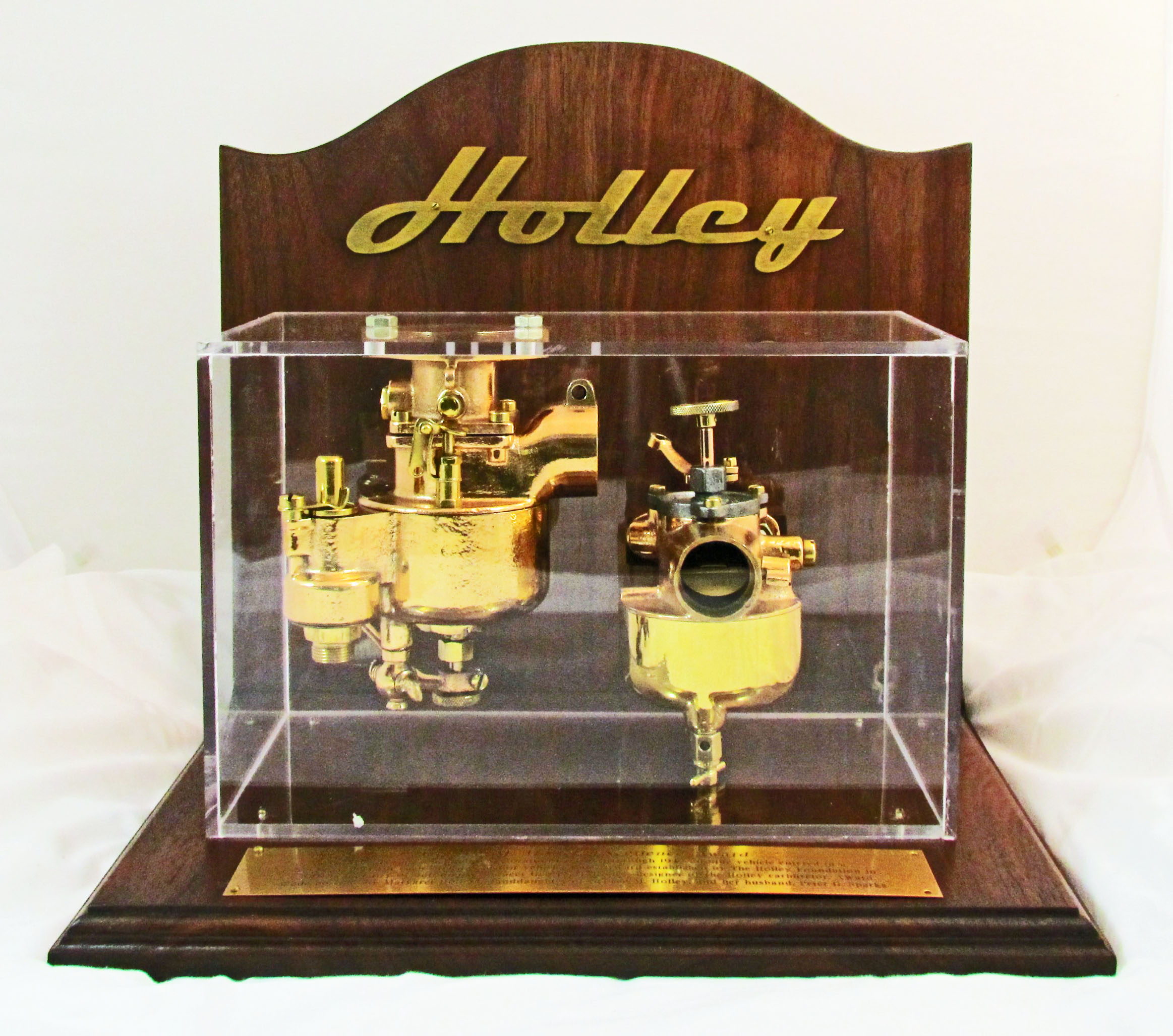 george m holley award