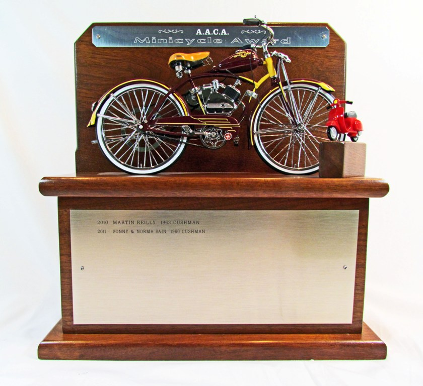 minicycle award 2
