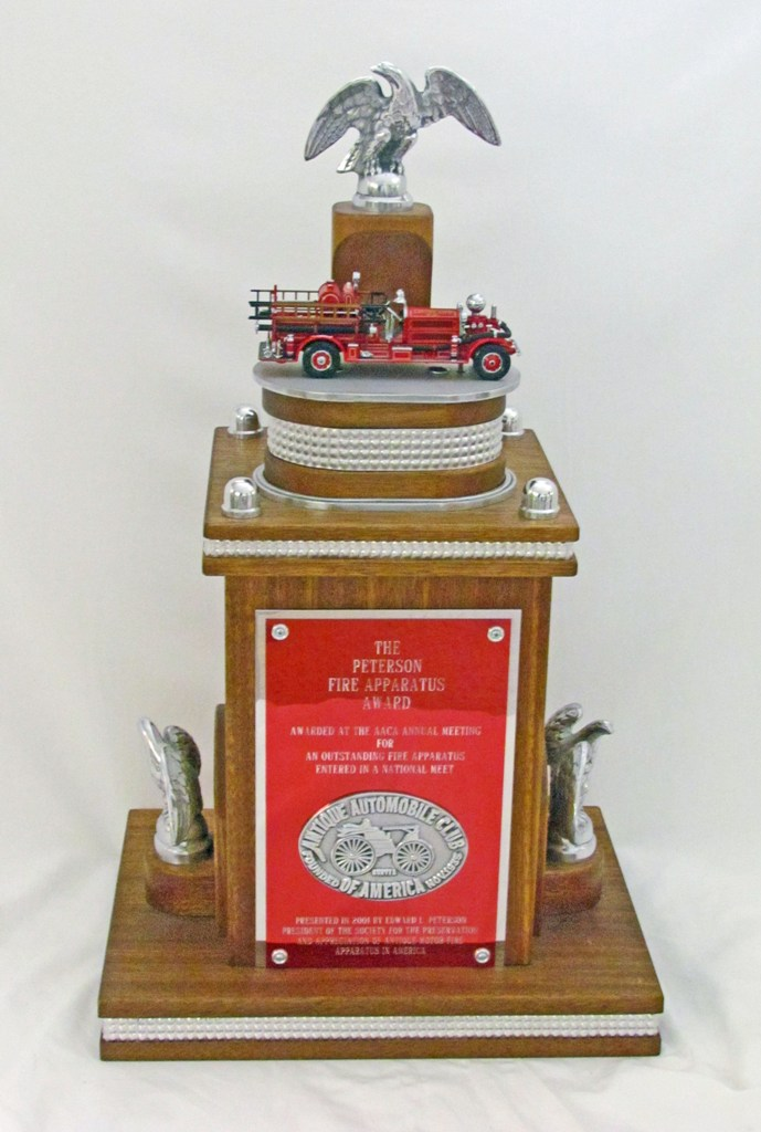 peterson fire apparatus award 2