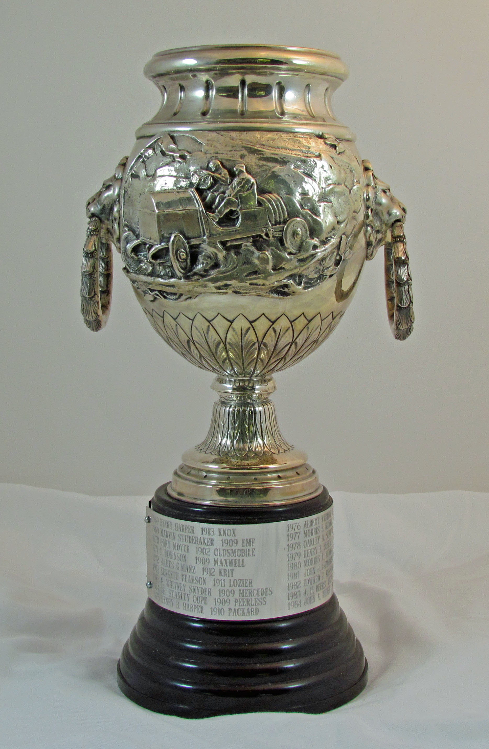 thomas mcKean tour trophy