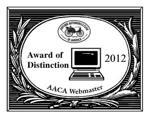 2012 web distinction