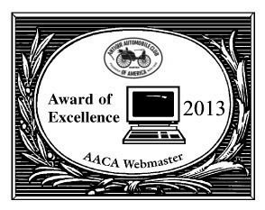 2013 web excellence