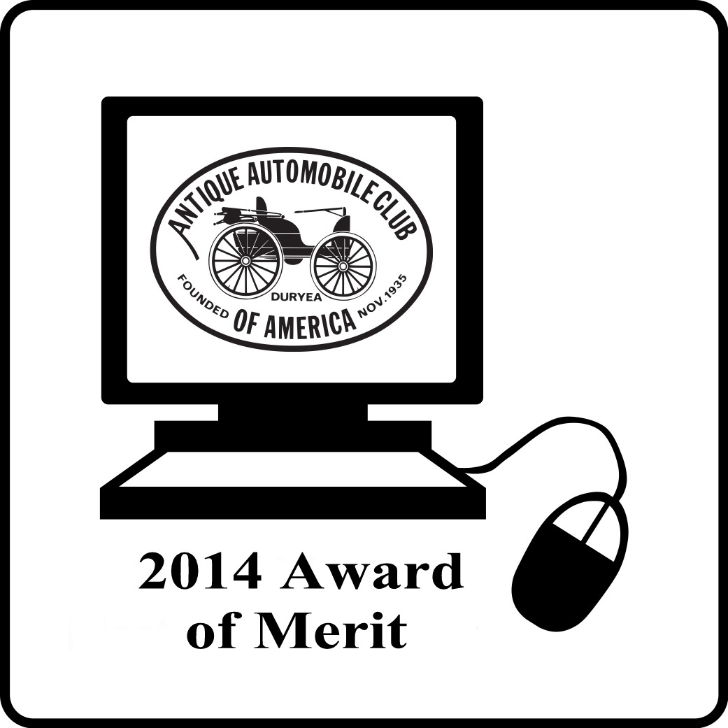 2014 Web Award of Merit
