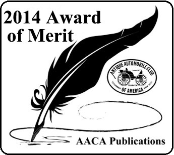 2014 Editor Award of Merit